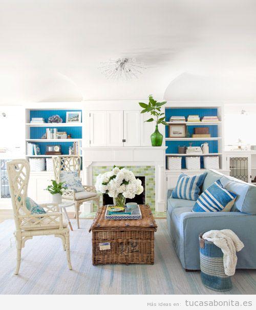 Consejos para decorar un apartamento en la playa tu casa - Decorar apartamento playa ...