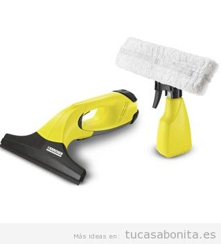Mejor aspirador limpiacristales