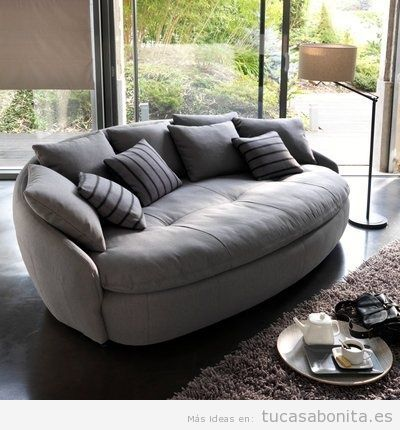 Sof s dise o tu casa bonita ideas para decorar pisos - Disenos de sofas ...