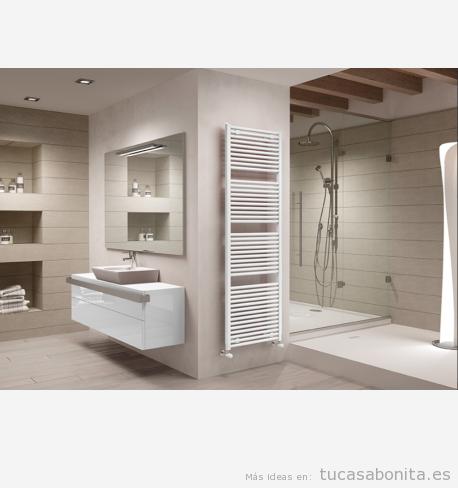 Apuntes sobre los radiadores toalleros tu casa bonita for Radiadores toalleros agua