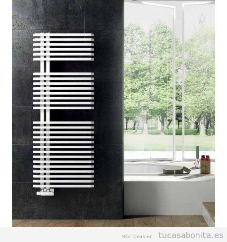 Apuntes sobre los radiadores toalleros tu casa bonita for Radiadores toallero