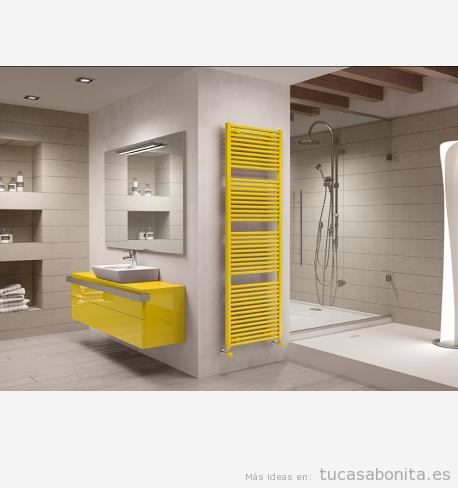 Ideas y trucos para decorar tu casa de estilo moderna o for Toalleros electricos cromados