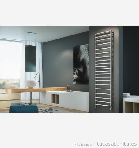 Radiadores toalleros de diseño