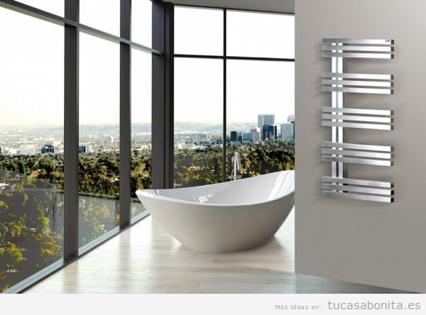Apuntes sobre los radiadores toalleros