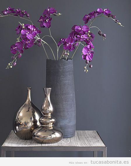 Tendencia decoración casa color pantone año 2018 ultra violet 3