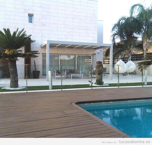 Pérgolas bioclimáticas para terraza 5