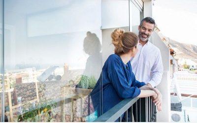 Balcones de cristal: disfruta de la luz y de las vistas todos los días del año