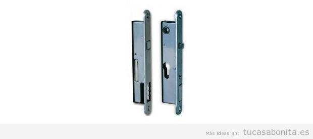 Cerraduras seguridad de de instalacion