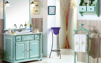 Muebles de baño: ¿Vintage o Moderno?