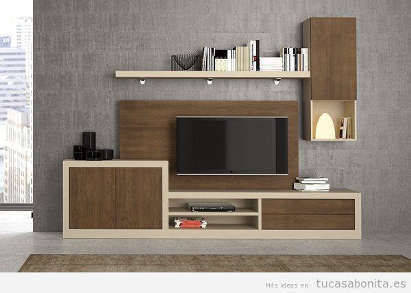 Muebles salón comedor de diseño 3
