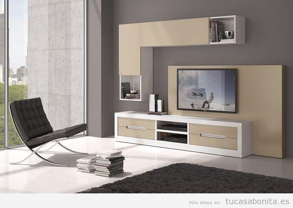 Muebles salón comedor de diseño 4