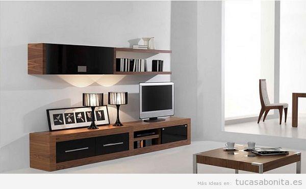 Muebles salón comedor de diseño 5