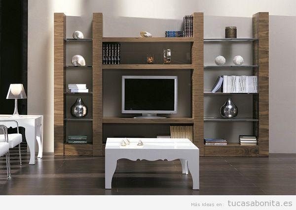 Muebles salón comedor de diseño 6