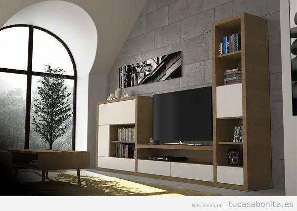 Muebles salón comedor de diseño 7