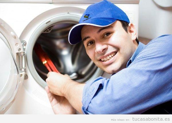 averías comunes en casa, daños eléctricos en electrodomésticos