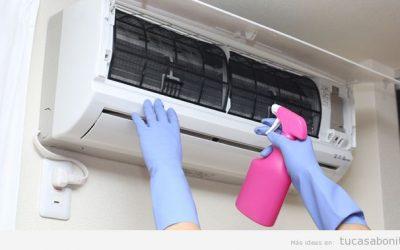 Prepara los aparatos de aire acondicionado para el verano!