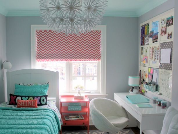 Ideas decorar dormitorios juveniles modernos chicas 26