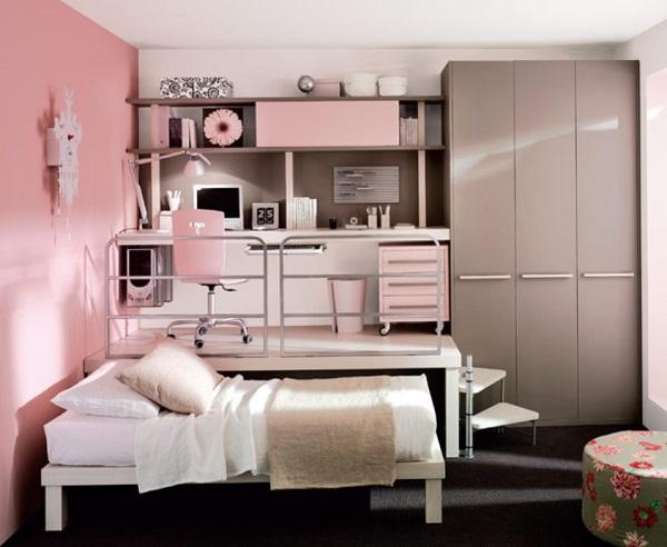 Ideas decorar dormitorios juveniles modernos chicas 24