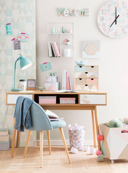 Ideas decorar dormitorios juveniles modernos chicas 23