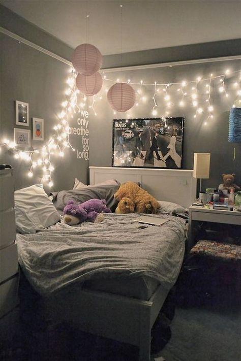 Ideas decorar dormitorios juveniles modernos chicas 19