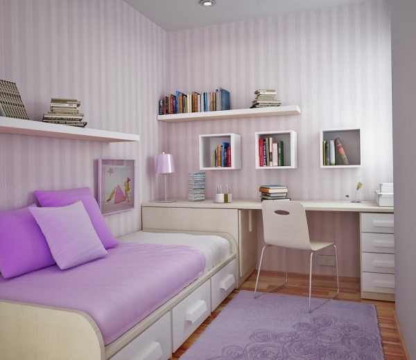 Ideas decorar dormitorios juveniles modernos chicas 14