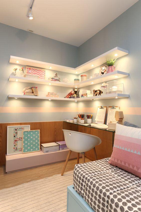 Ideas decorar dormitorios juveniles modernos chicas 13