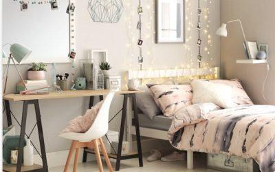 Cómo decorar dormitorios juveniles modernos para chicas + 40 Ideas