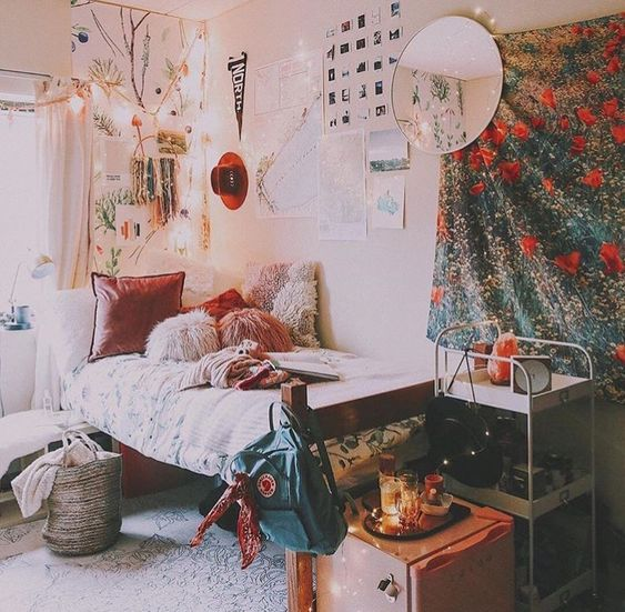 Ideas decorar dormitorios juveniles modernos chicas 9