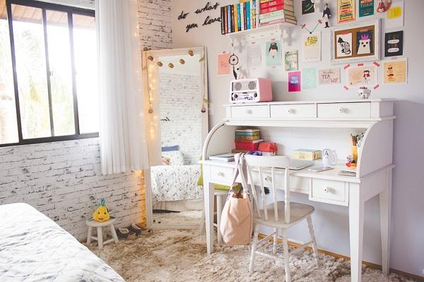 Ideas decorar dormitorios juveniles modernos chicas 6