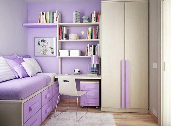 Ideas decorar dormitorios juveniles modernos chicas 3