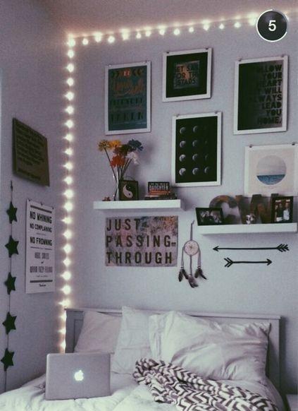 Ideas decorar dormitorios juveniles modernos chicas 34