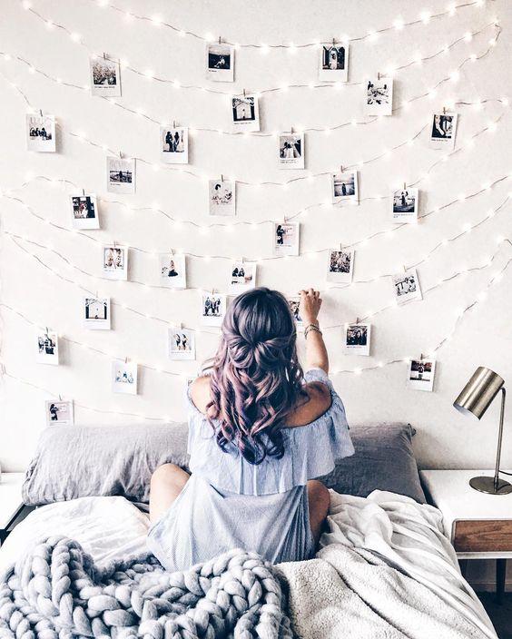 Ideas decorar dormitorios juveniles modernos chicas 32