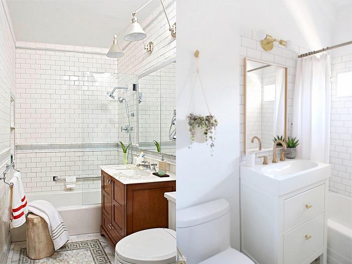 Trucos para que un baño pequeño parezca más grande