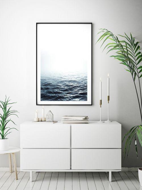 Cuadro decorativo océano