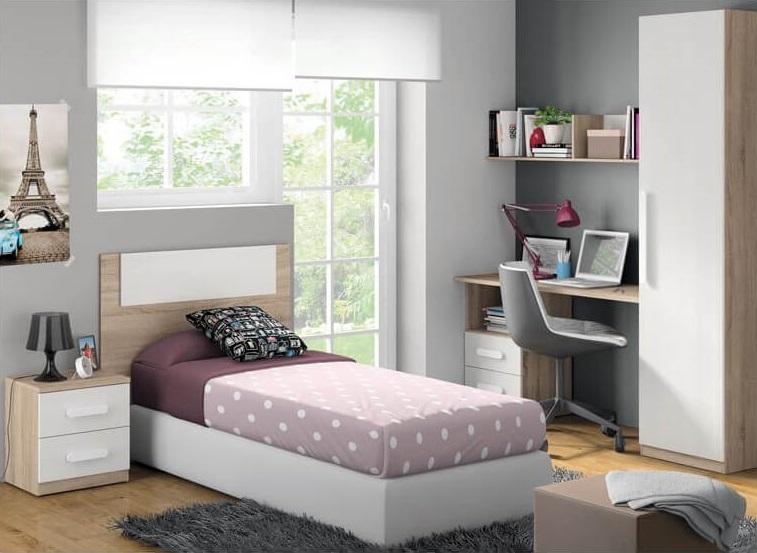 Modernos archivos tu casa bonita for Dormitorios juveniles baratos