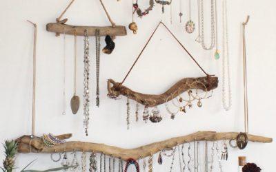 Ideas originales para guardar tus joyas