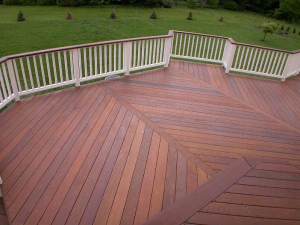 Tarimas de madera para exterior y terrazas 2