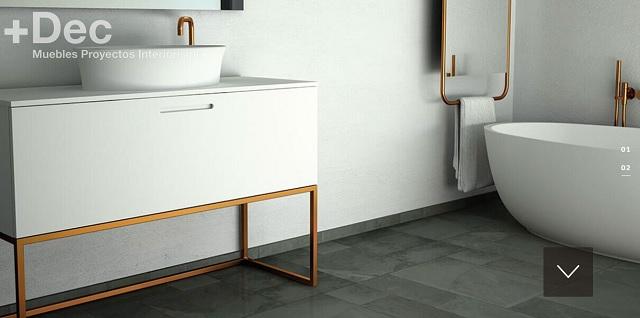 Tendencia decoración baños modernos