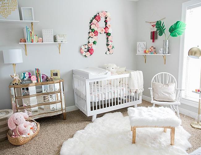 Artículos que no deben faltar en la habitación de tu bebé