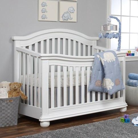 Habitación bebé cuna