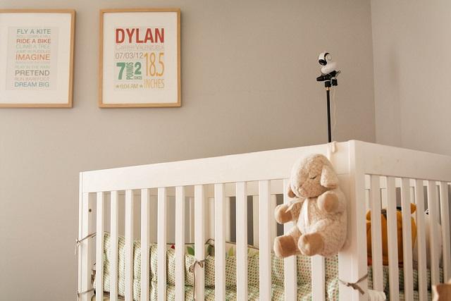 Habitación bebé vigilabebés