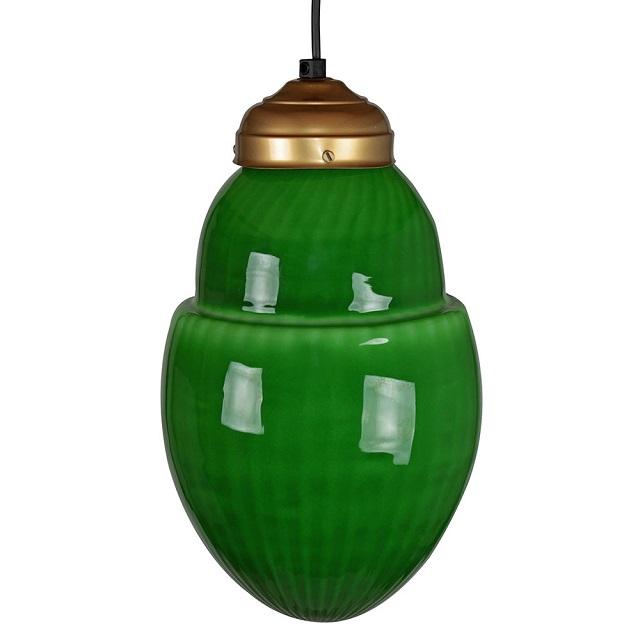 Lámparas de diseño de cristal