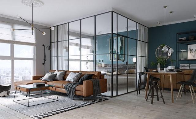 Remodela tu casa con cristal y consigue un resultado espectacular
