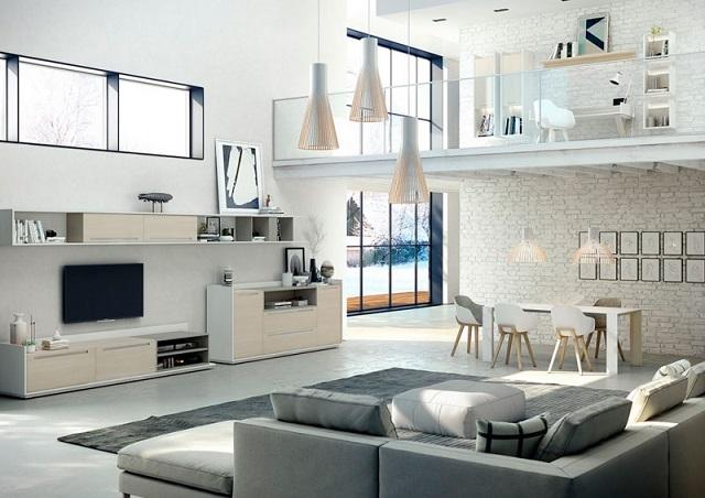 Tendencia decoración de salas de estar