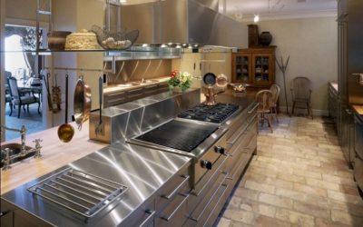 Sistema contra incendios en cocinas industriales