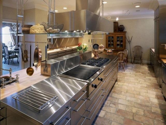 cocina profesional en casa