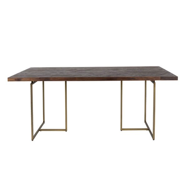 Mesa de comedor de diseño 6