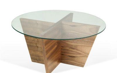 Mesas de diseño que harán de tu salón tenga un estilo único