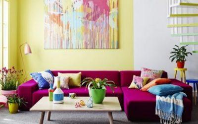 La casa perfecta con decoración Low Cost, manualidades y recetas