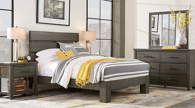 Cómo decorar camas de matrimonio baratas